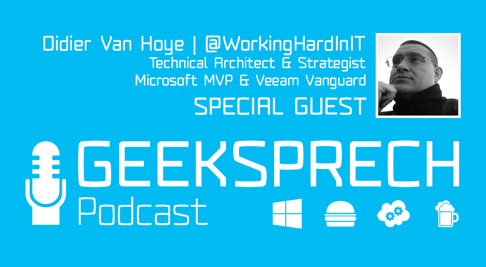 GeekSprech(EN) Podcast Episode 50 – Azure Virtual WAN